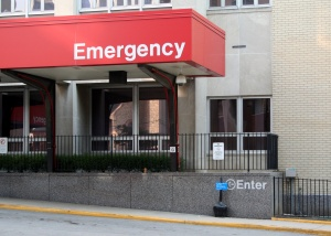 Emergency room photo