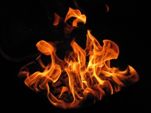 Flames Photo